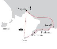 Combi Napels Amalfi