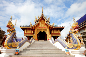 Bangkok - Chiang Mai - Golden Triangle