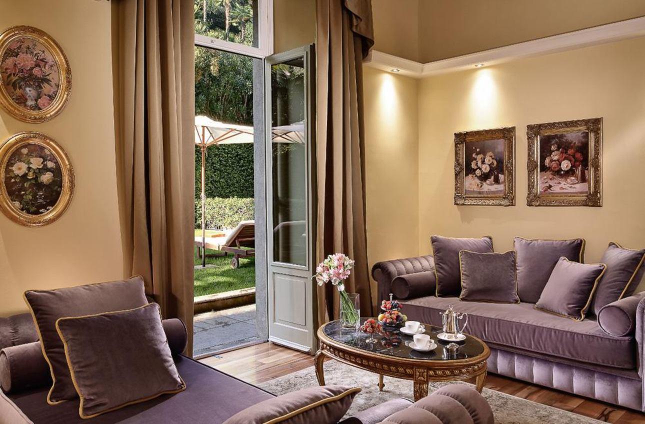 Garden Suite Terrace