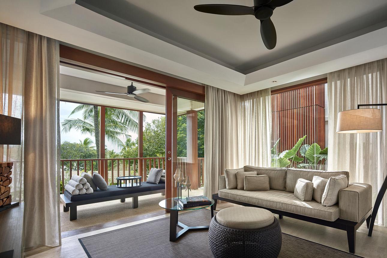 Select Terras Suite - 1 slaapkamer