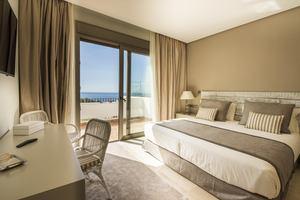 Suite Appartement 3- Slaapkamers zeezicht met jacuzzi
