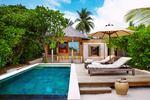 Beach Family Villa Pool