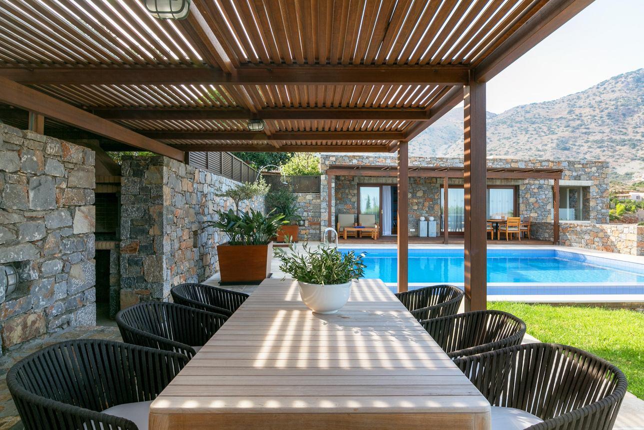 Royal Blue Villa