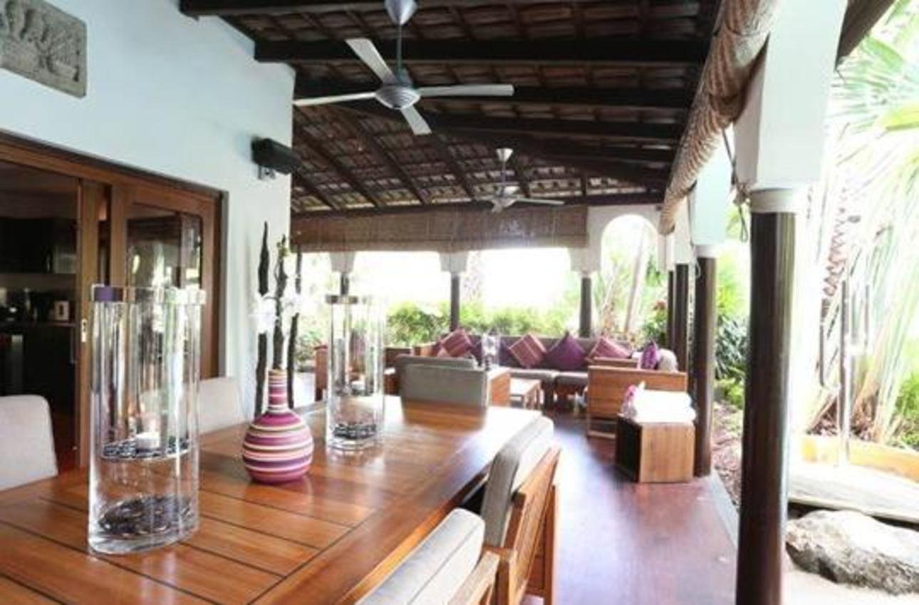 Ocean Front Villa 3 chambres