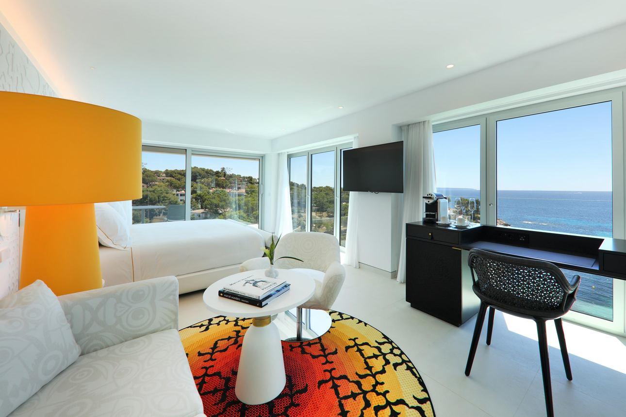 B Junior Suite Panoramisch zeezicht