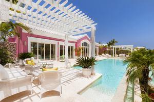 1-slaapkamer Luxury Pool Suite