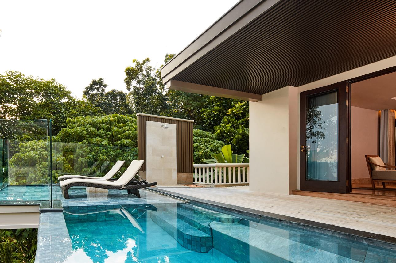Ocean View Pool Junior Suite