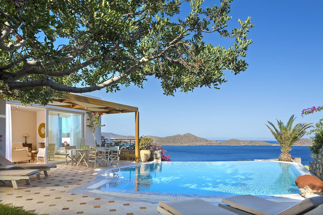Aegean Pool Villa - 3 slaapkamers