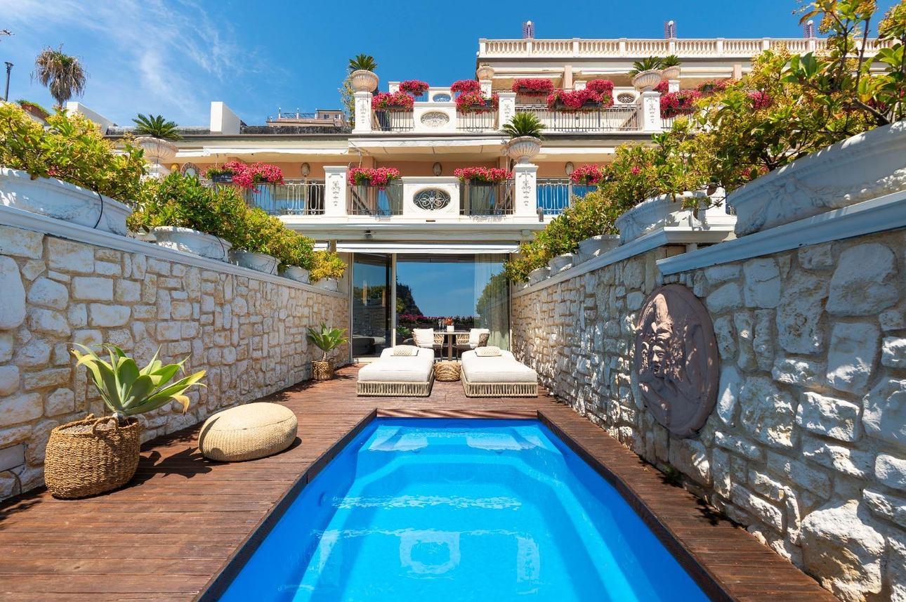Terrace Suite Plungepool