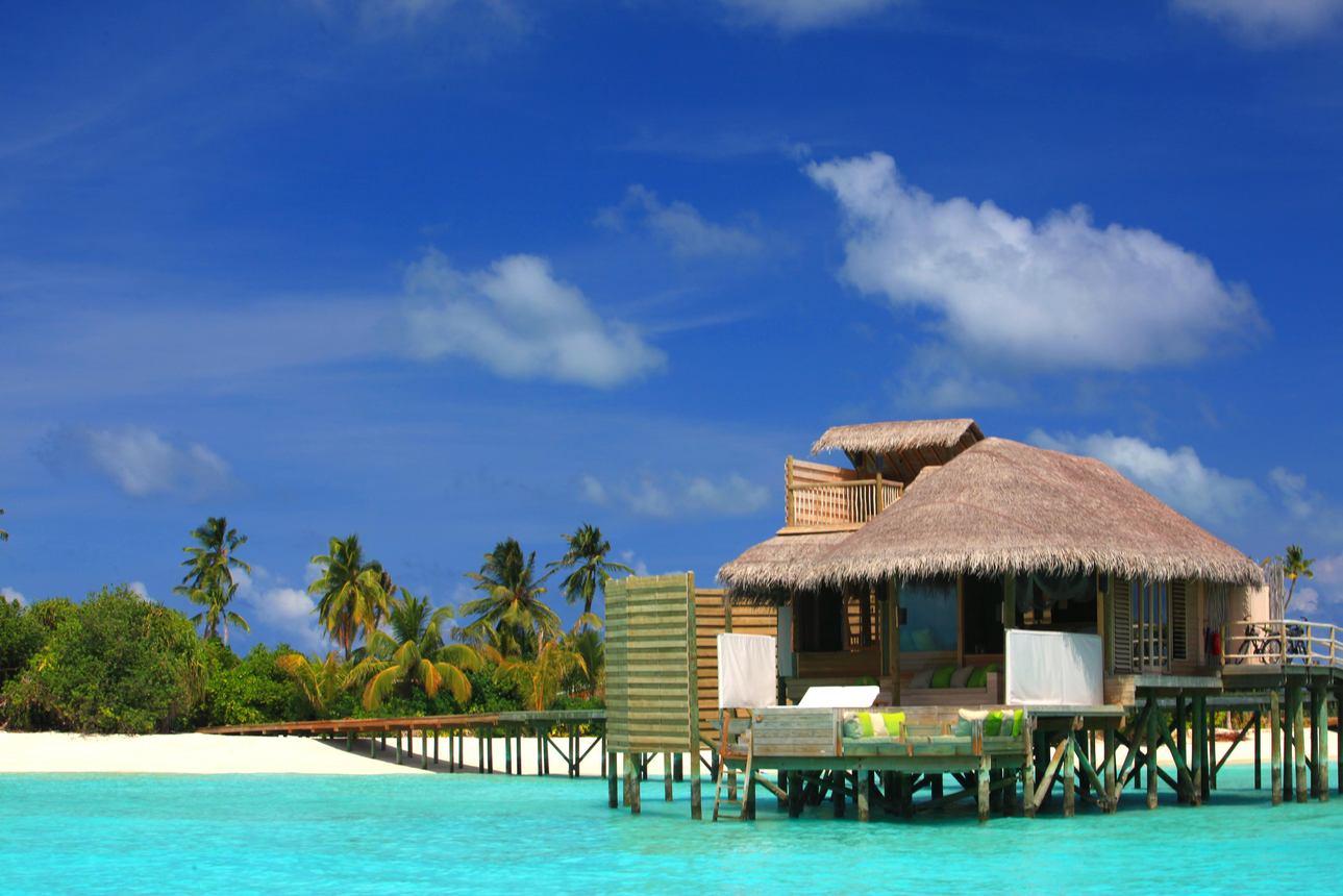 Lagoon Water Villa