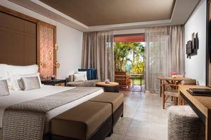 Villa Family Room Tuinzicht