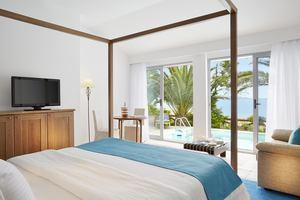 Pool Bungalow Zeezicht - 2 slaapkamers