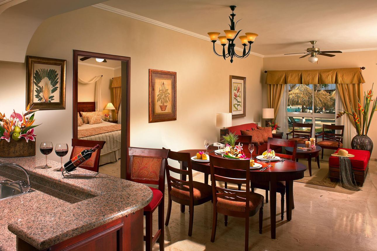 Two Bedroom Master Suite