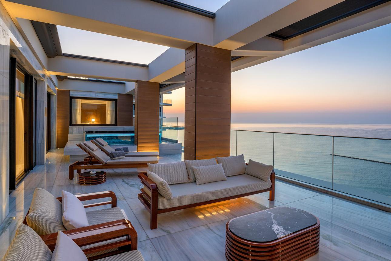 Amara Suite 2 chambres avec piscine