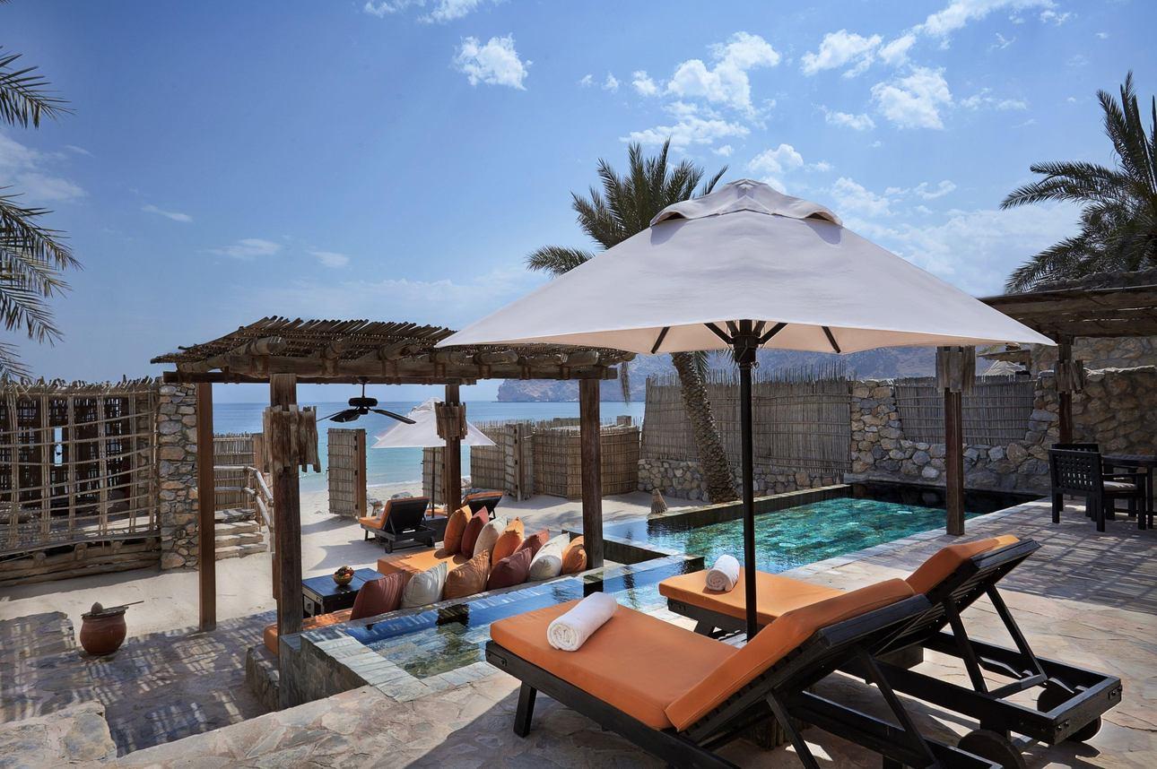 Pool Villa Beach Front