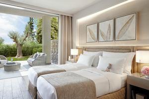 Family Suite - 2 slaapkamers Tuinzicht