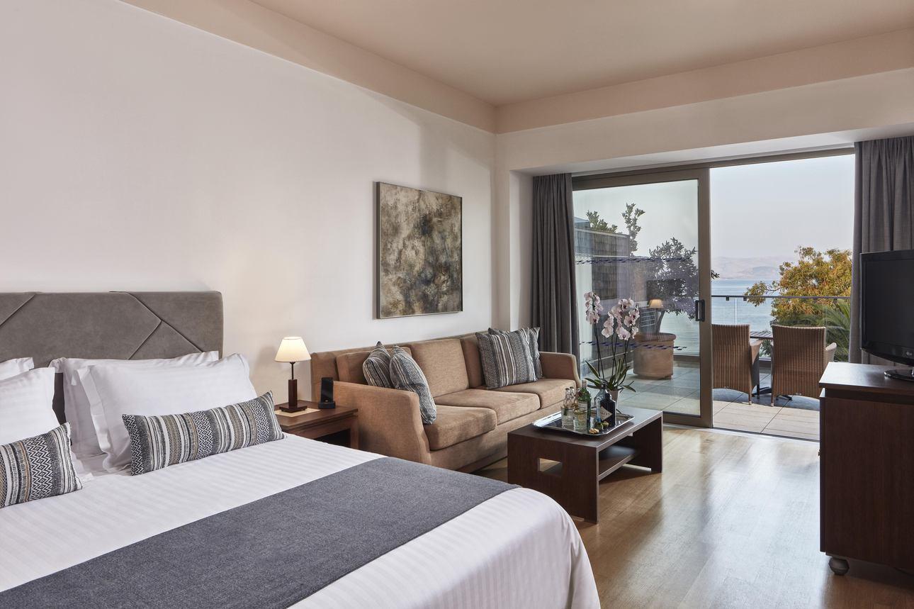Executive Suite 2 slaapkamers Zeezicht