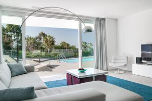 Vierkamer Pool Suite