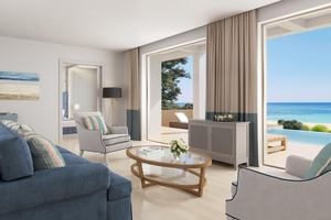 Deluxe Pool Bunglaow Suite - 2 slaapkamers