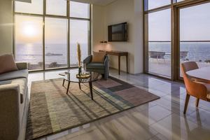 Sea Palm View Family Suite 3-slaapkamers