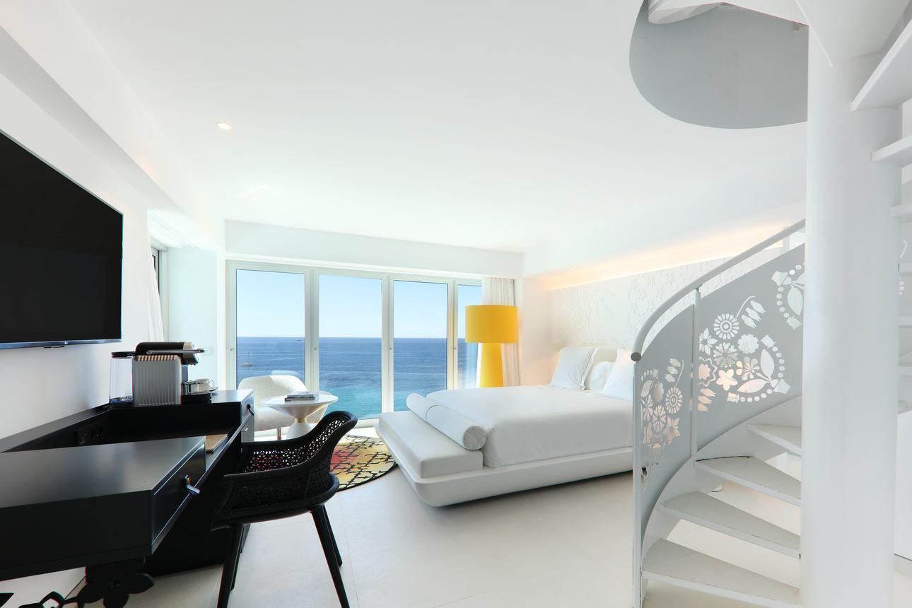 B Penthouse Suite Zeezicht