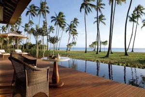 Frangipani Ocean Front Pool Villa
