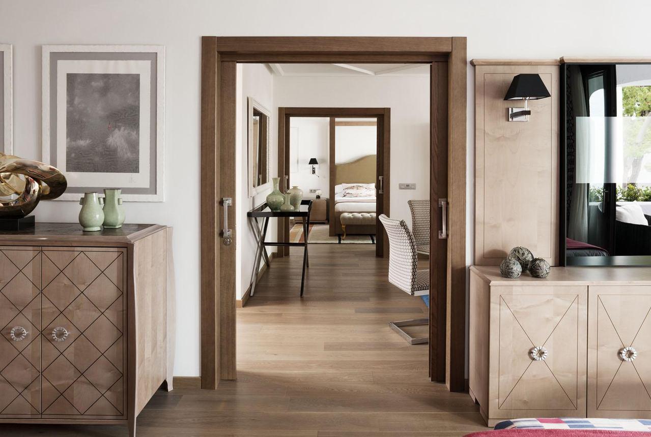 Twee Slaapkamer Suite