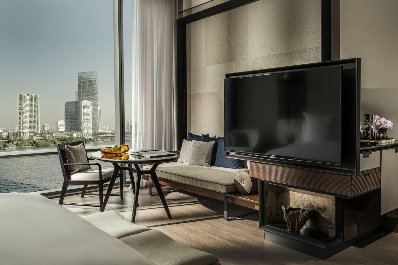 Riverside Terrace Suite