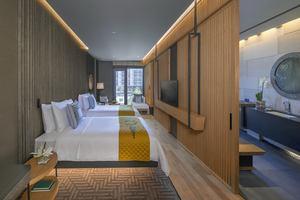 Resort Deluxe Kamer Twin