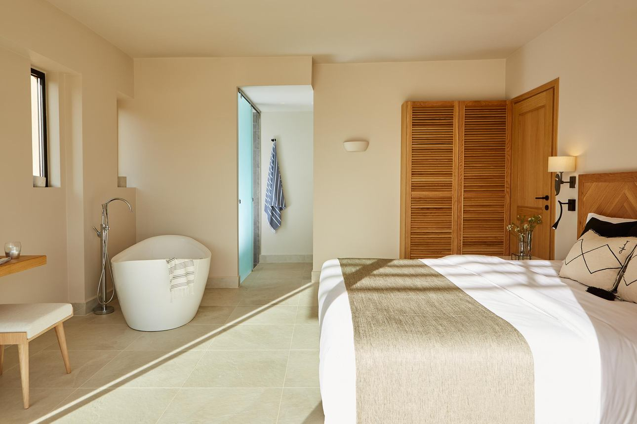 Premium Suite Jacuzzi