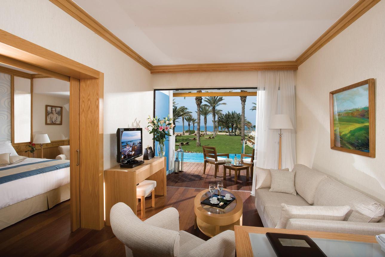 Executive Pool Suite Zeezicht