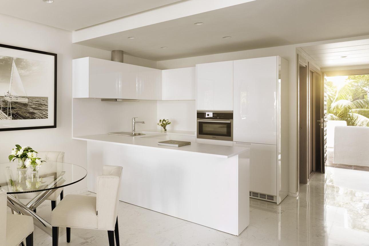 Grand Junior Suite  Kitchen