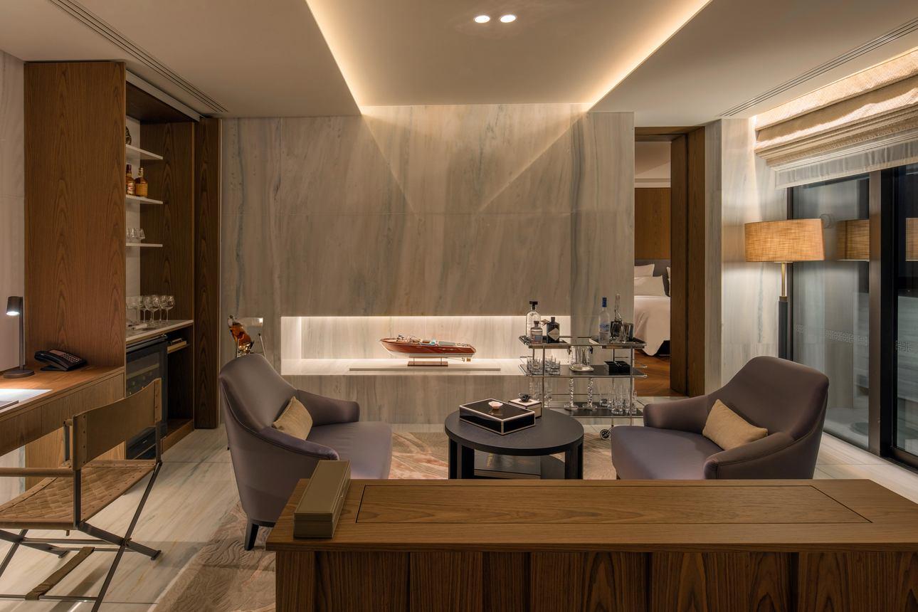Amara Suite 2- Slaapkamers met Zwembad