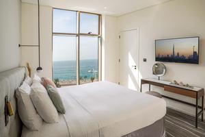 Palm Sea View Penthouse 3-slaapkamers