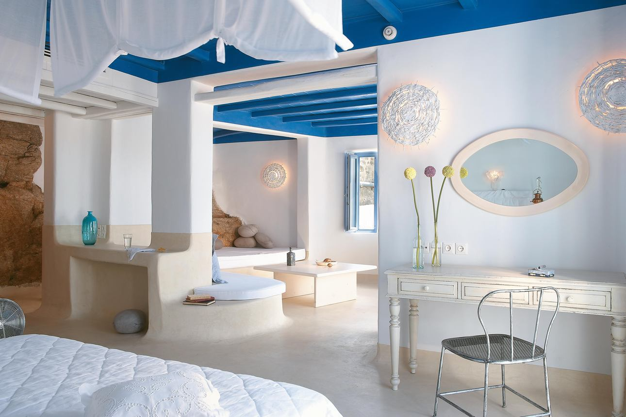 Mykonos Blu Junior Villa met privézwembad