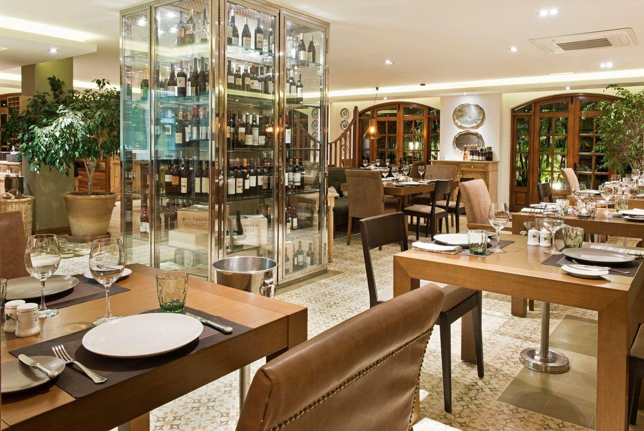 Restaurants/Cafés