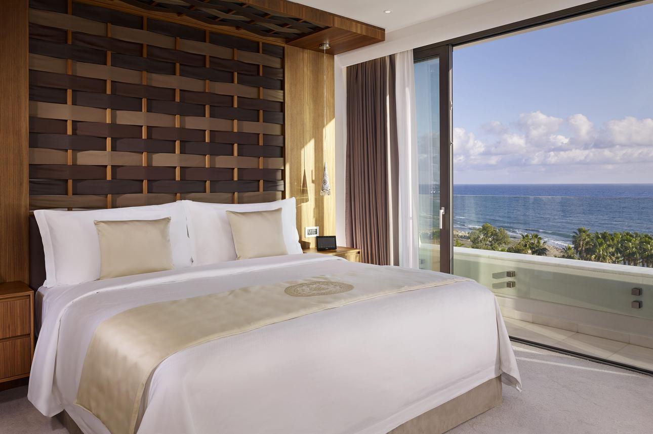 Panoramic Junior Suite Zeezicht