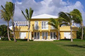Vierkamer Villa Ocean View
