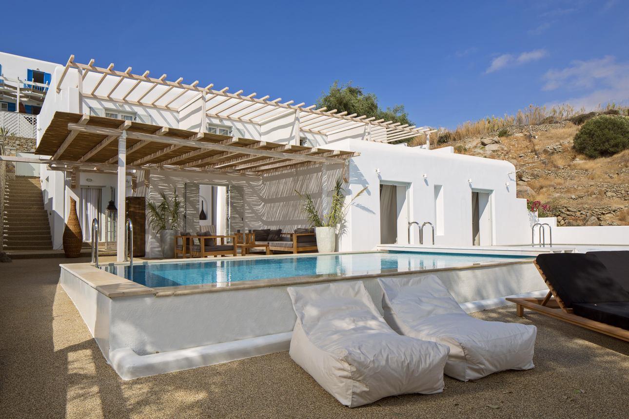 Villa - 2 slaapkamers met privezwembad