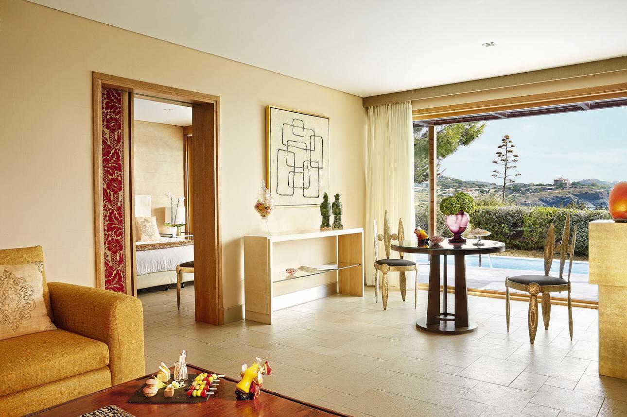 Deluxe Family Pool Villa