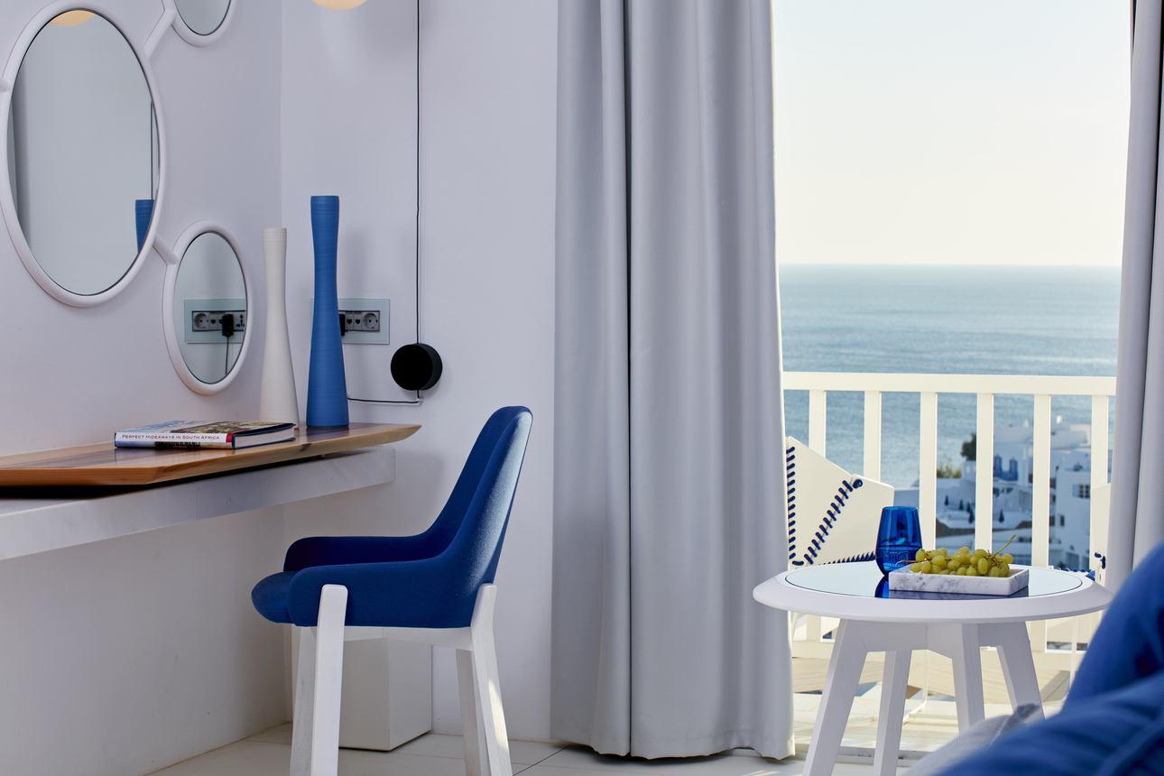 White Bliss Kamer met privézwembad
