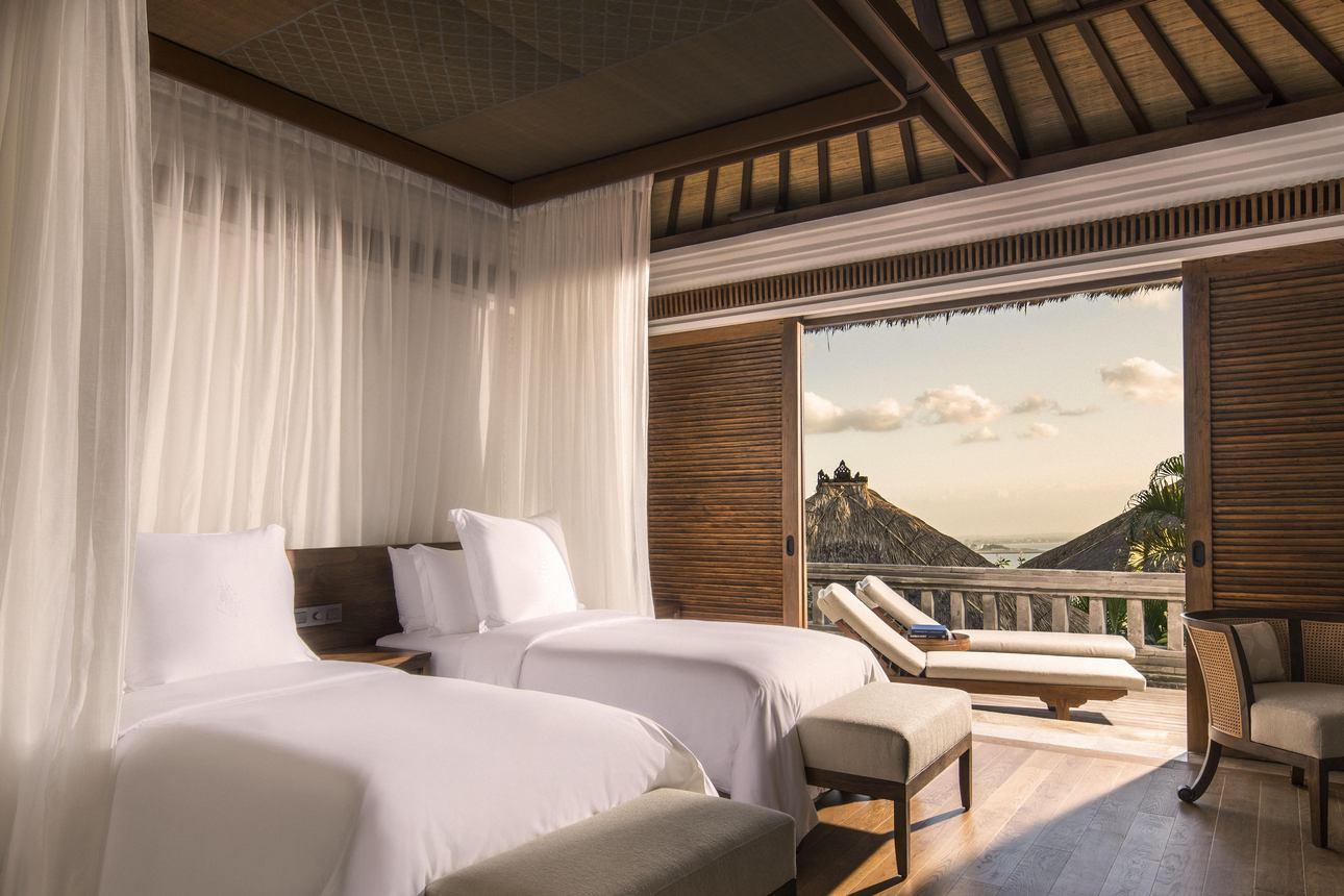 2-slaapkamer Garden Villa