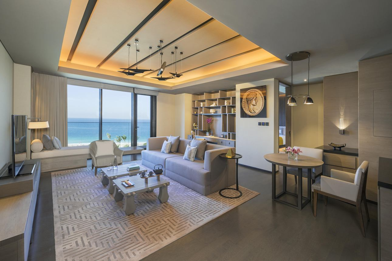Ocean Terrace Suite 2-slaapkamers