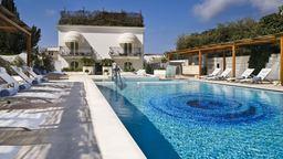 Hotel Villa Blu Capri