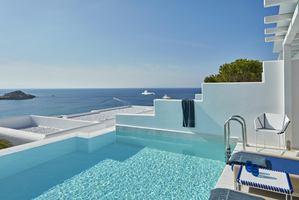 Thalassa Suite met privézwembad