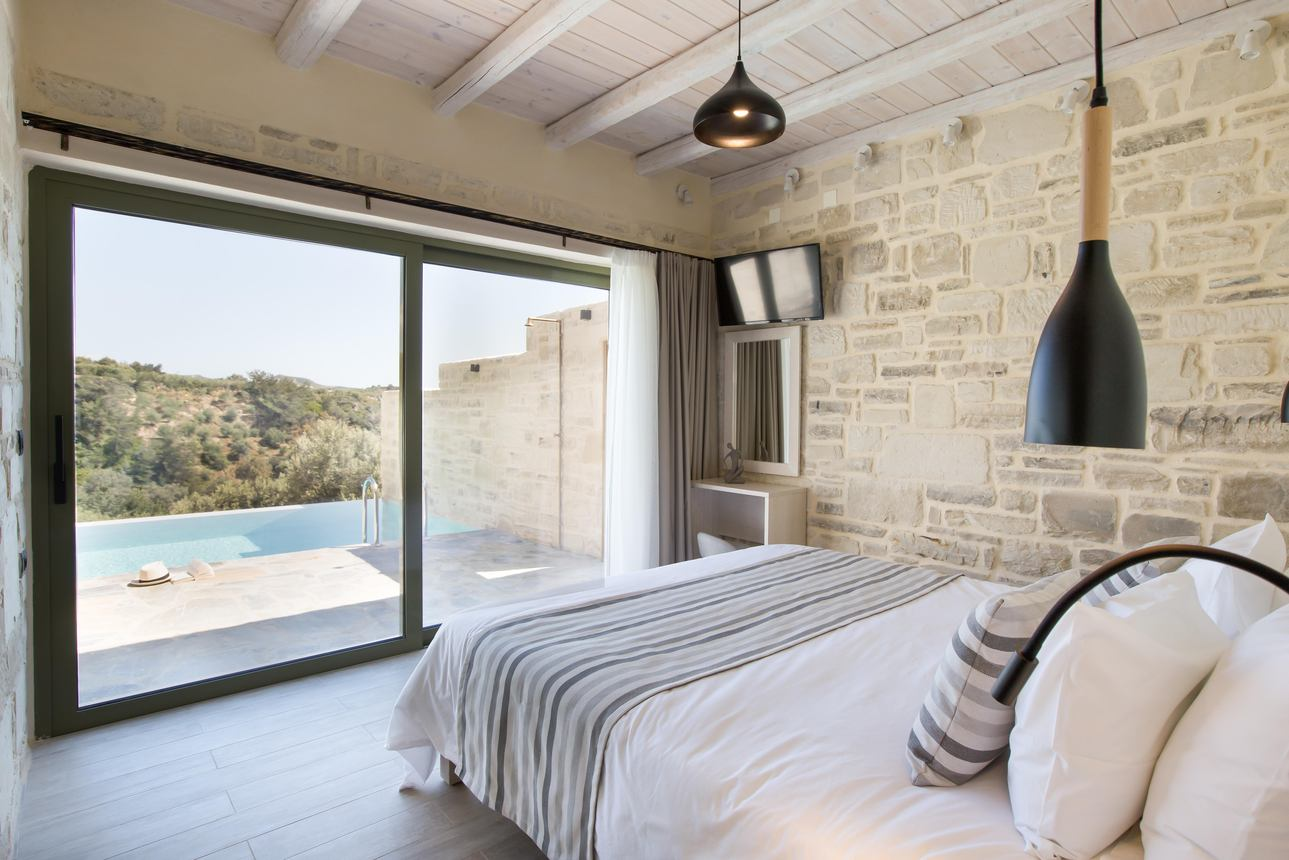Suite Cottage privézwembad