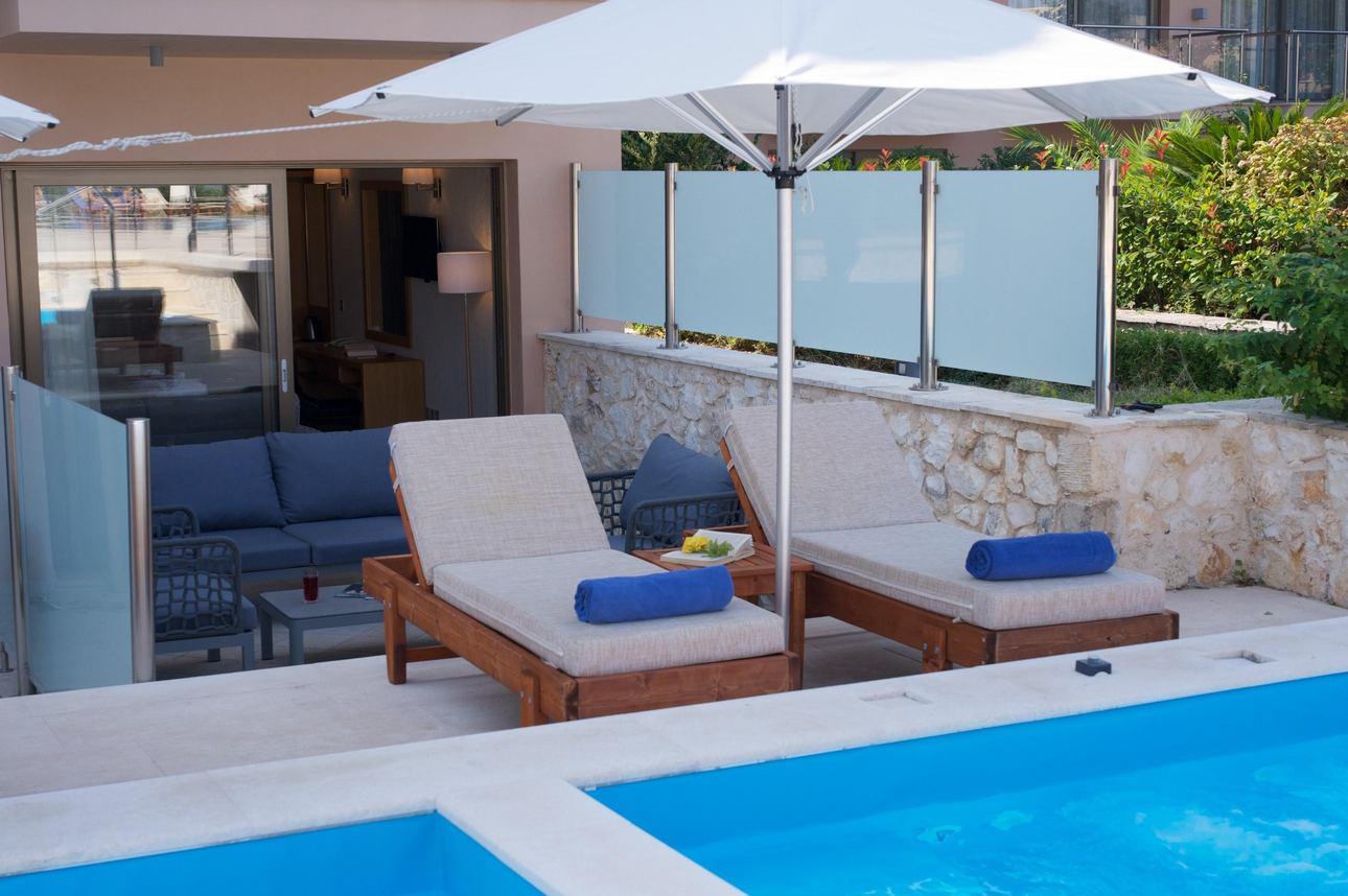 Superior Kamer met privézwembad