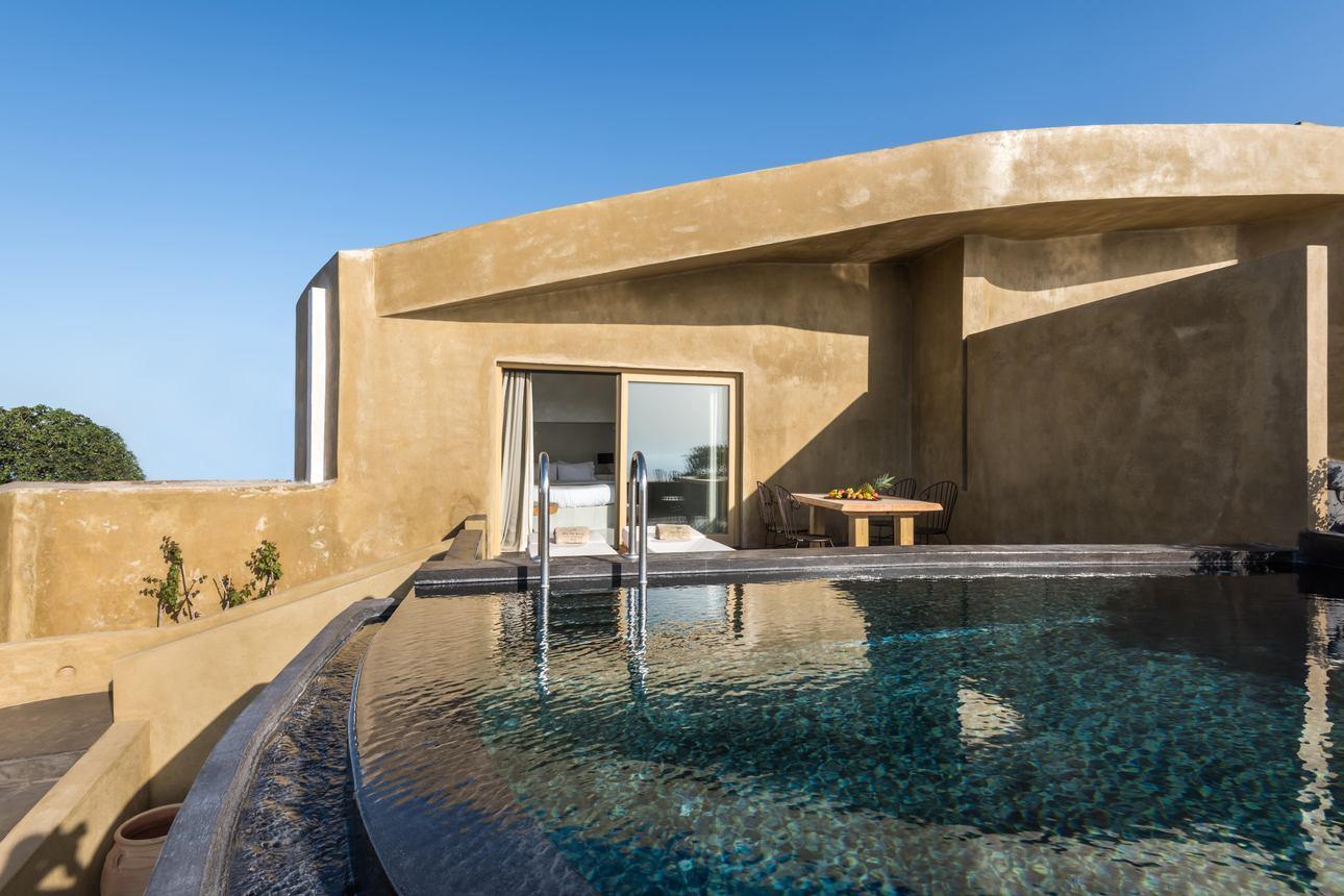 Villa 3 slaapkamers met zwembad