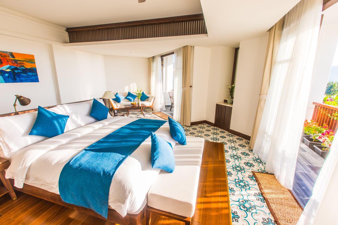 The Anam Terrace Suite zeezicht
