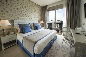 Suite Appartement 2- Slaapkamers Zeezicht
